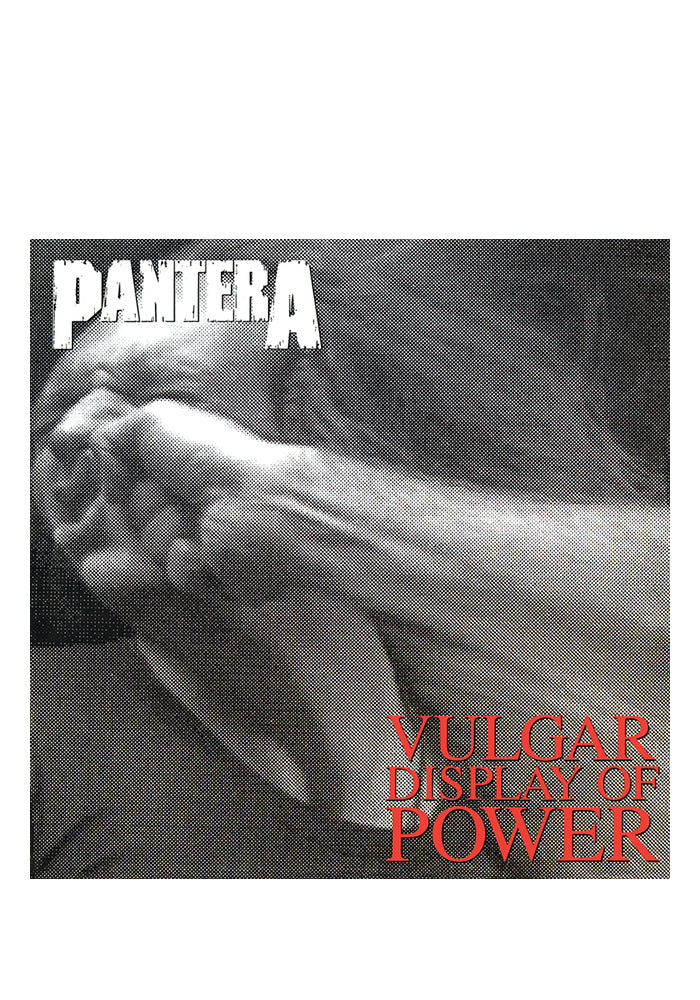 PANTERA Vulgar Display Of Power LP (Color)