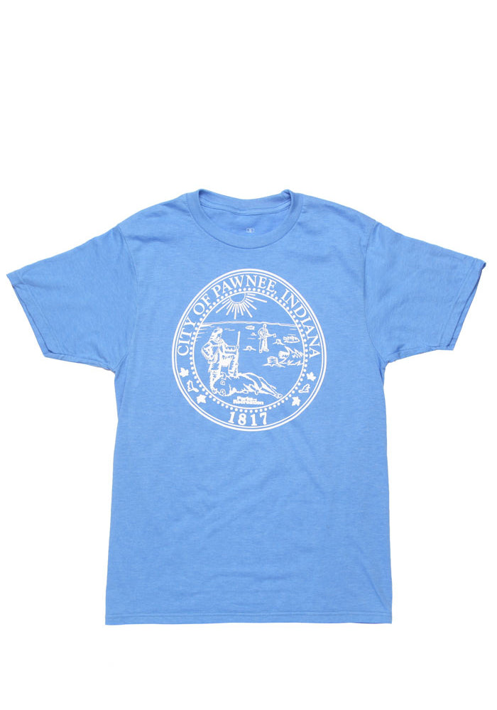 PARKS AND RECREATION Seal Of The City of Pawnee T-Shirt