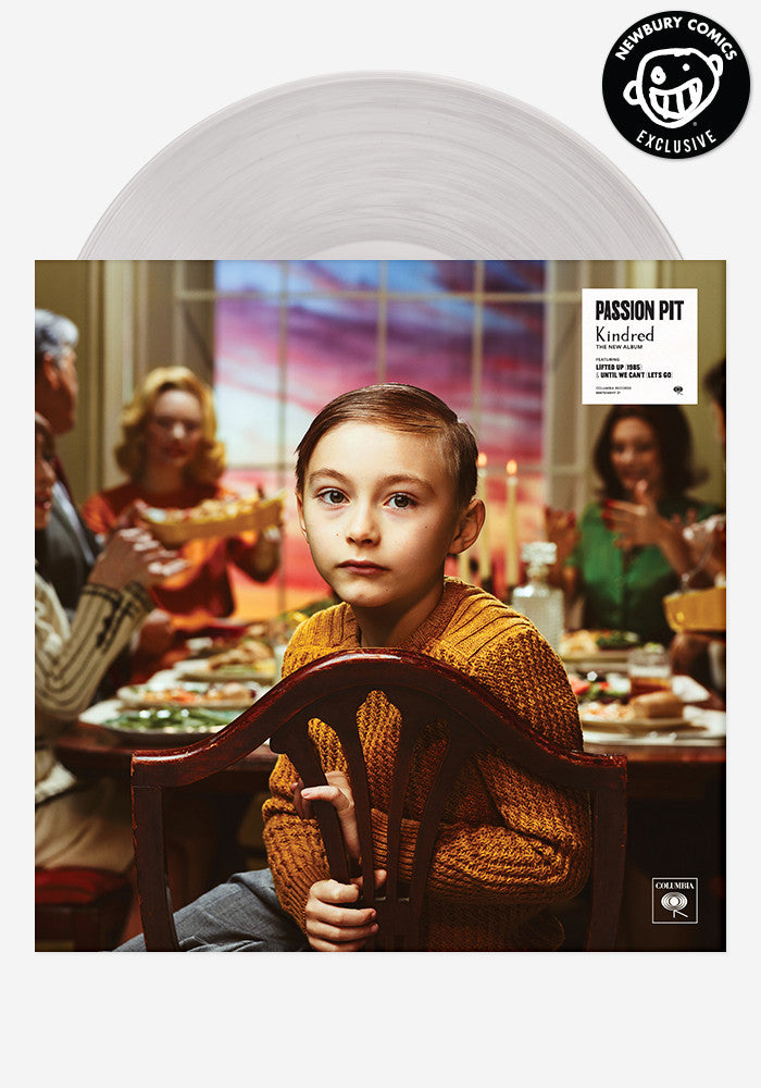 PASSION PIT Kindred Exclusive LP