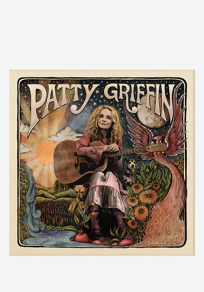 PATTY GRIFFIN Patty Griffin CD With Autographed Booklet