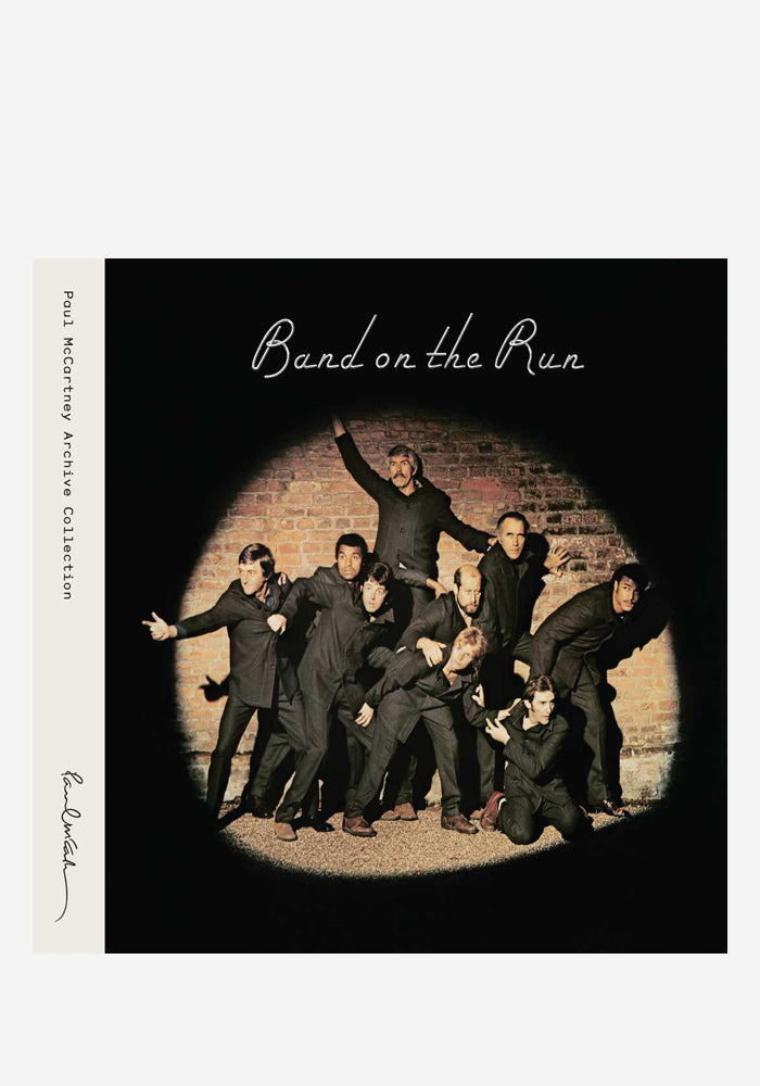 PAUL MCCARTNEY AND WINGS Band On The Run LP