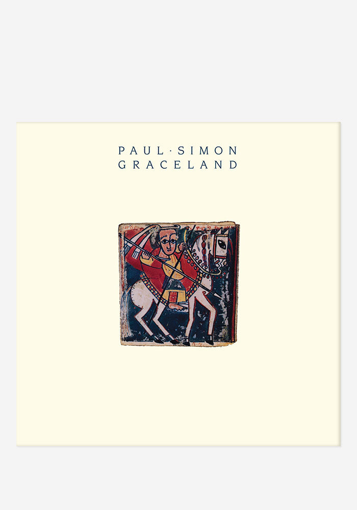 PAUL SIMON Graceland: 25th Anniversary LP