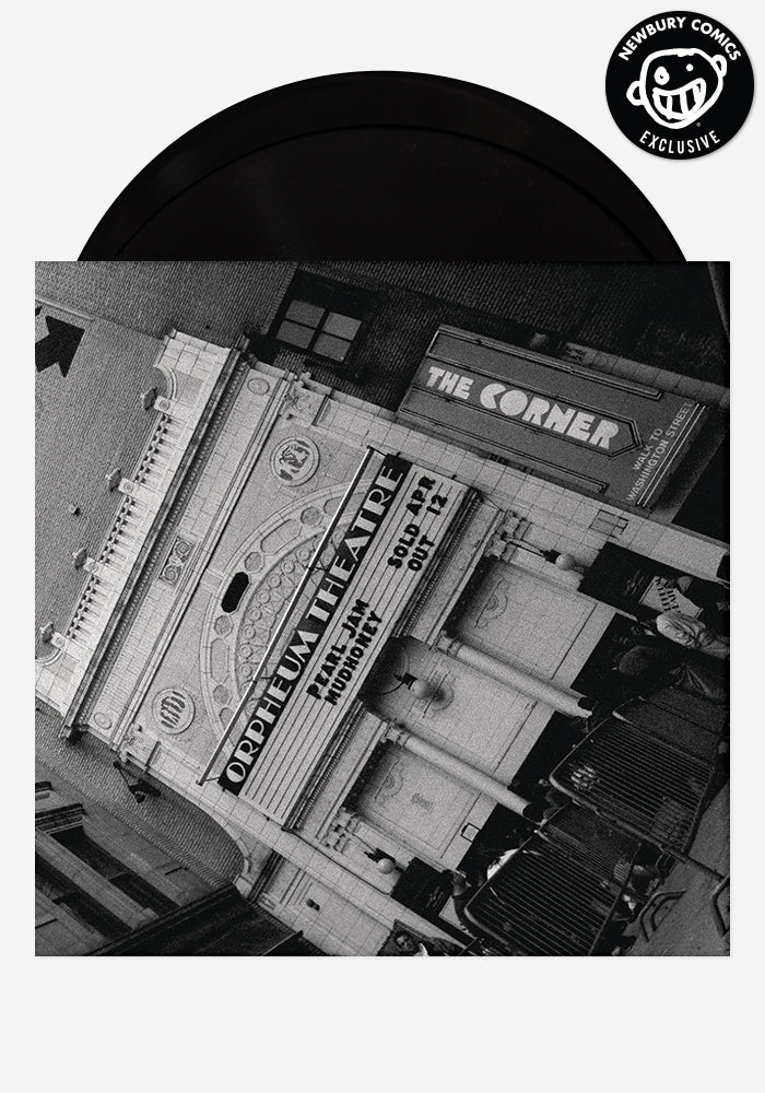 PEARL JAM Live At The Orpheum Theatre - April 12, 1994 Exclusive 2 LP