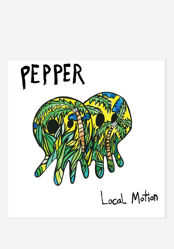 PEPPER Local Motion CD With Autographed Booklet