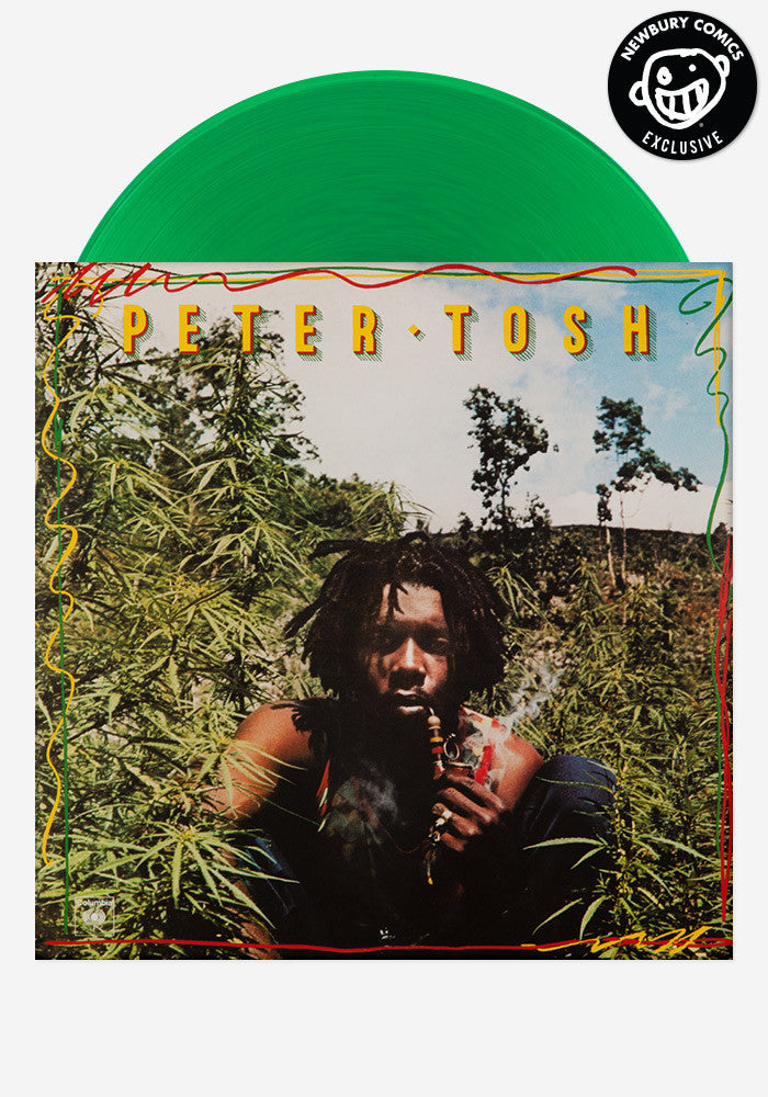 PETER TOSH Legalize It Exclusive LP