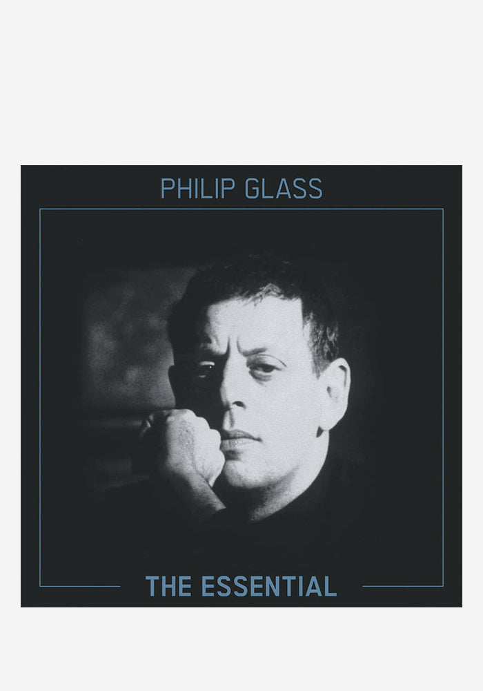 PHILIP GLASS The Essential 4LP Box Set