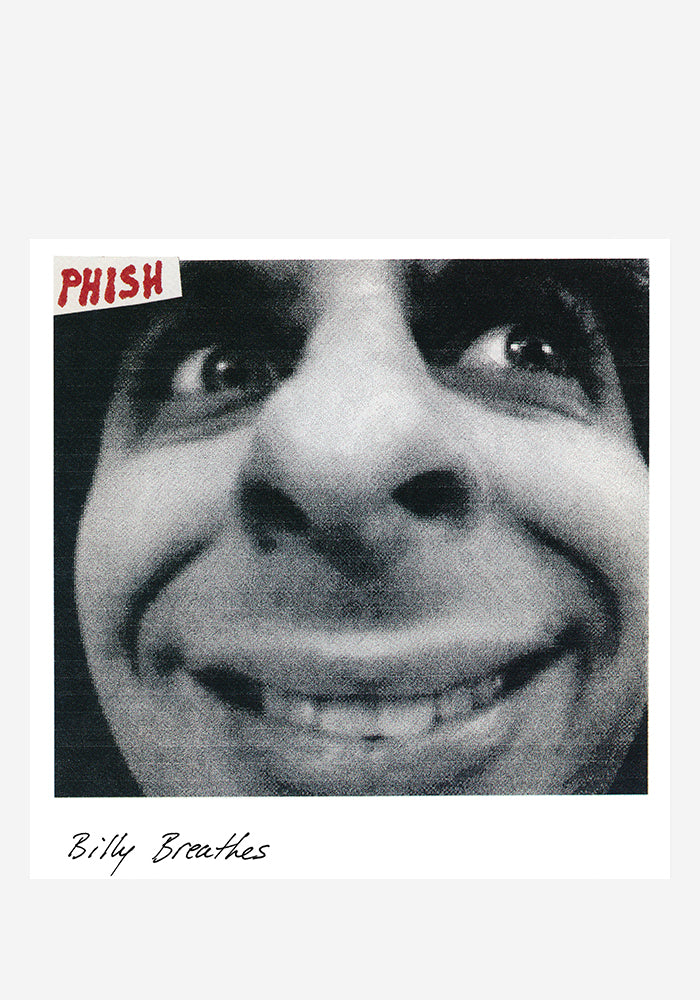 PHISH Billy Breathes 2LP