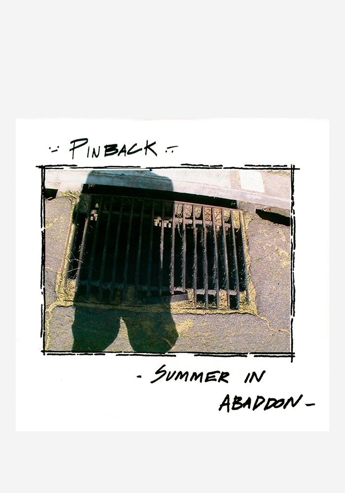 PINBACK Summer In Abaddon 15th Anniversary LP (Color) + 7""