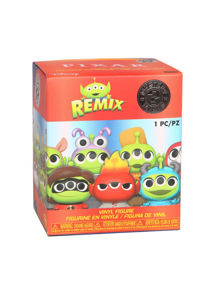 TOY STORY Funko Mystery Minis: Disney Pixar Alien Remix Blind Box