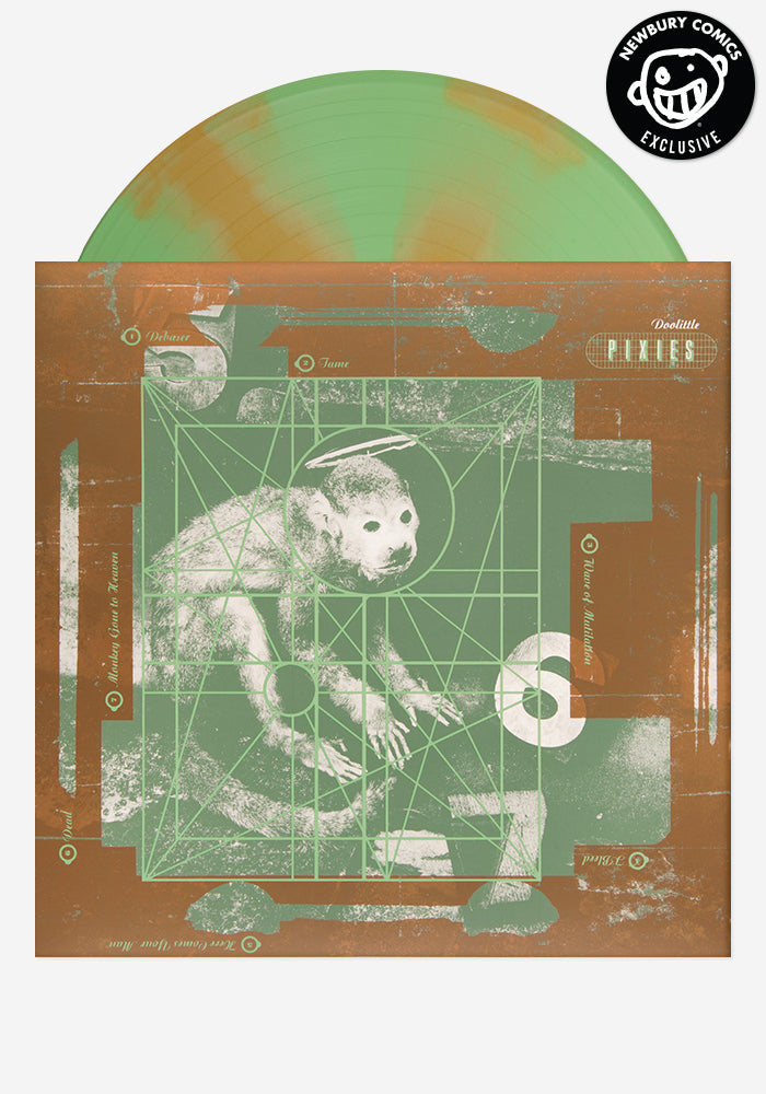 PIXIES Doolittle Exclusive LP (Pinwheel)
