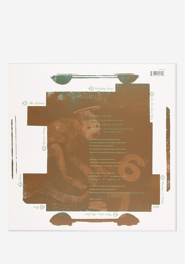PIXIES Doolittle Exclusive LP (Swirl)