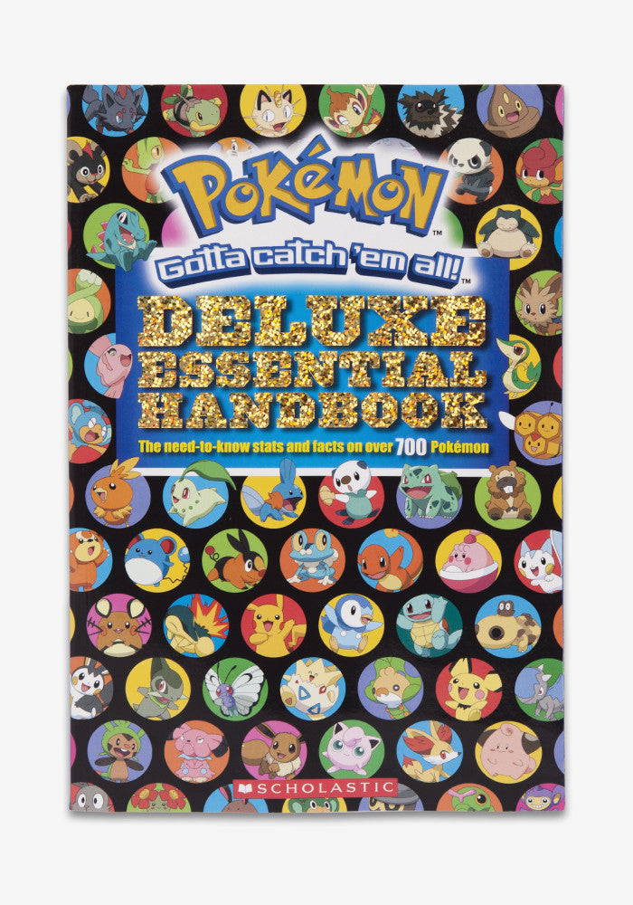 POKEMON Pokemon Deluxe Essential Handbook