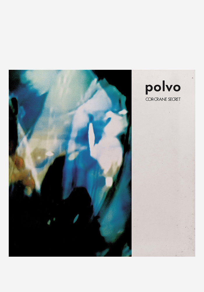 POLVO Cor-Crane Secret LP (Color)