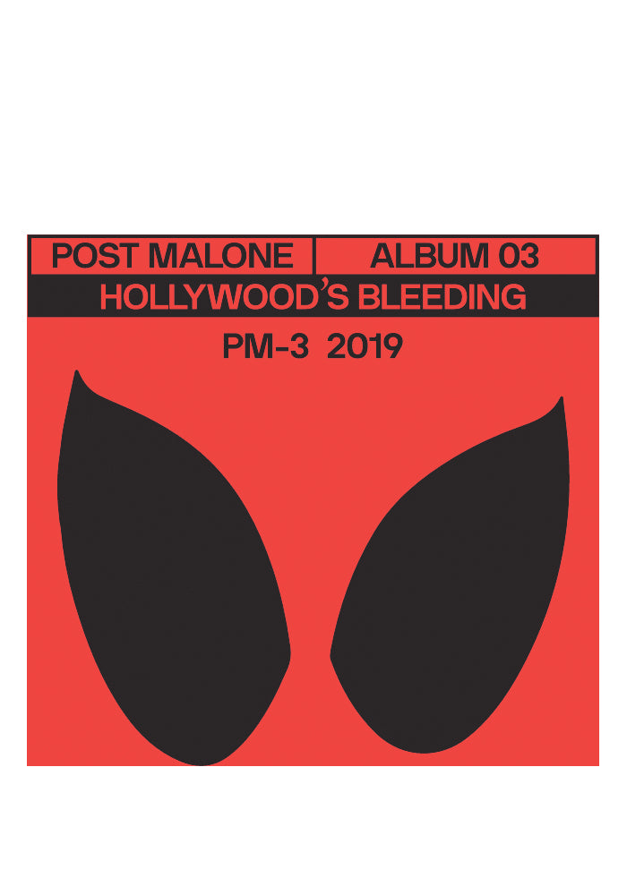 "POST MALONE Sunflower 3"" Single"