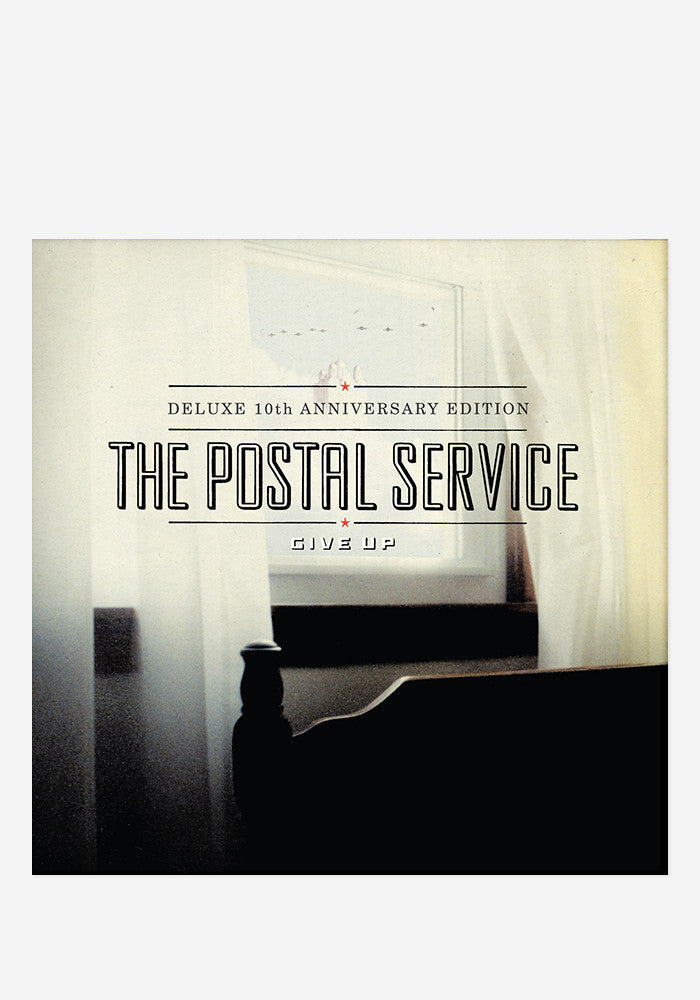 THE POSTAL SERVICE Give Up Deluxe 3 LP Box Set