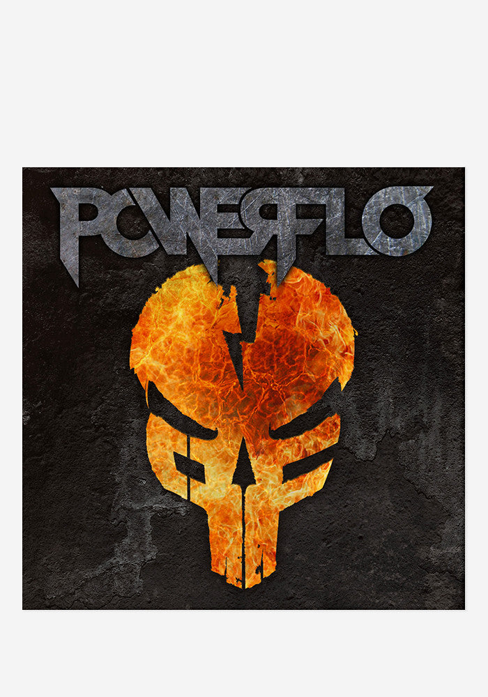 POWERFLO Powerflo With Autographed CD Booklet