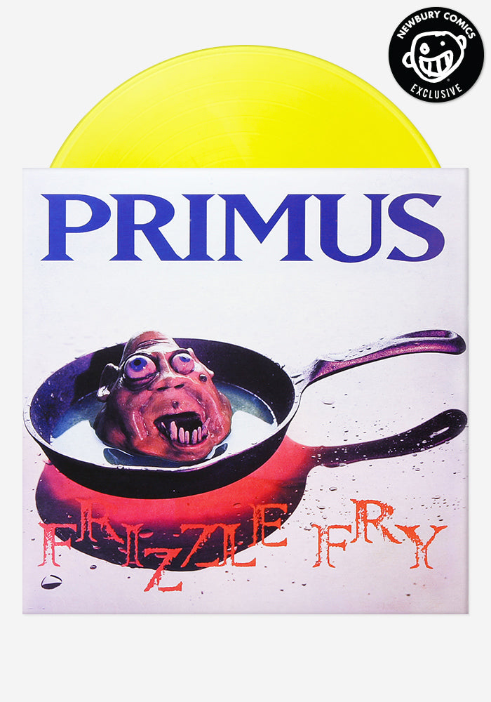 PRIMUS Frizzle Fry Exclusive LP