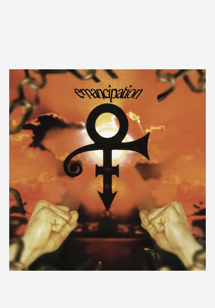 PRINCE Emancipation 6LP Box Set (Color)