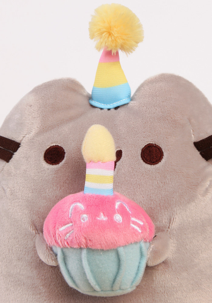 "PUSHEEN Happy Birthday Pusheen  10.5"" Plush"