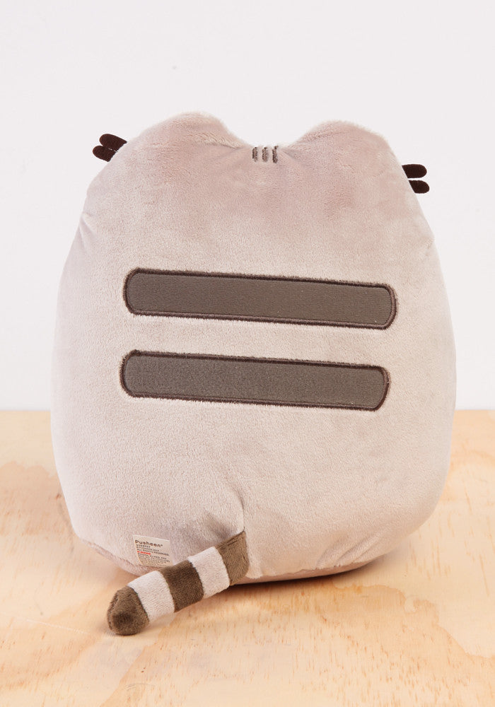 "PUSHEEN Pusheen with Pizza 9.5"" Plush"