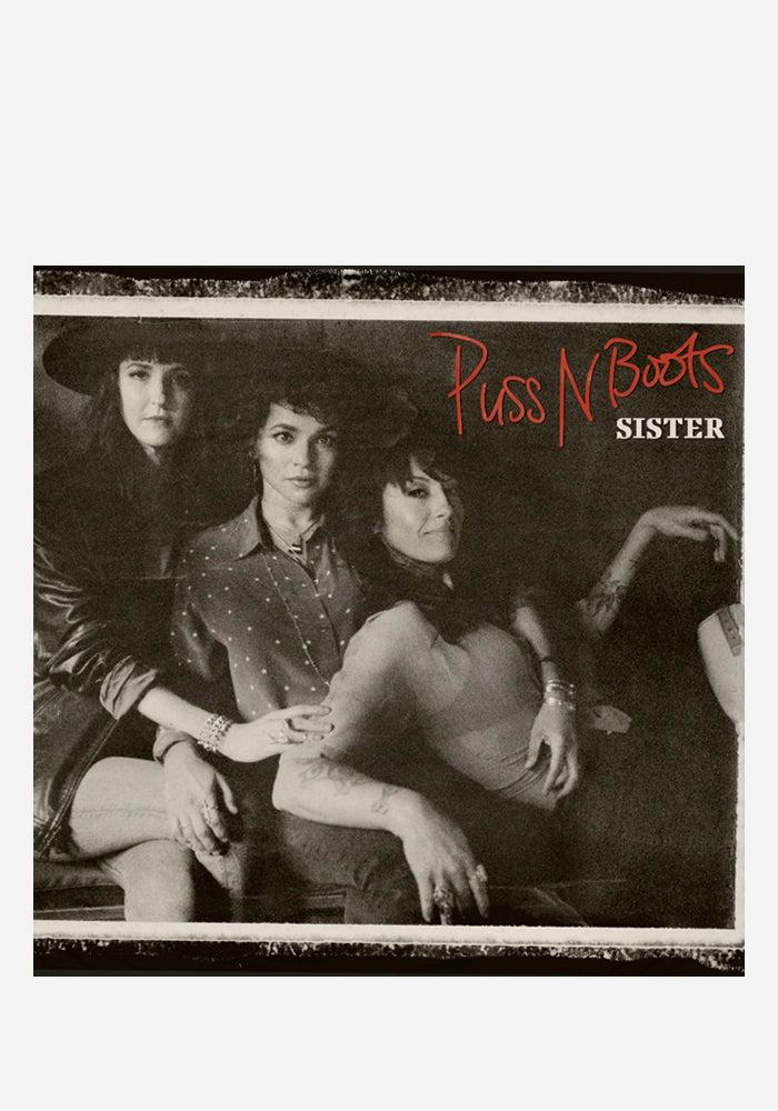 PUSS N BOOTS Sister LP