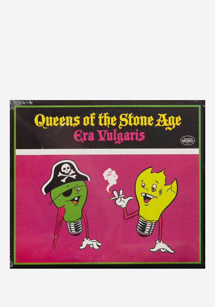 QUEENS OF THE STONE AGE Era Vulgaris  3 10""