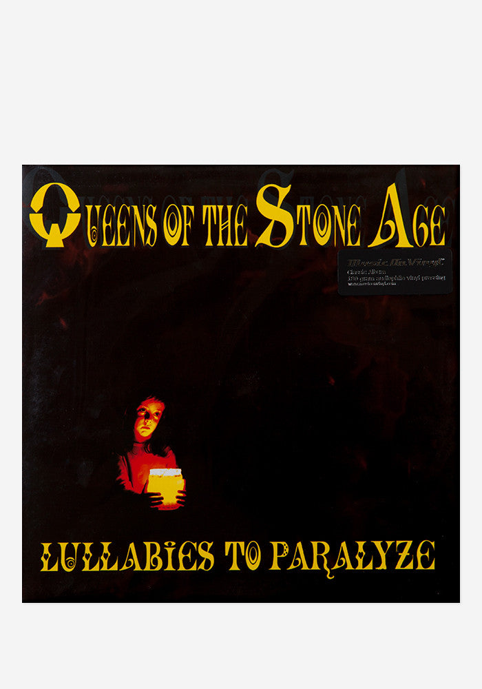 QUEENS OF THE STONE AGE Lullabies To Paralyze 2 LP