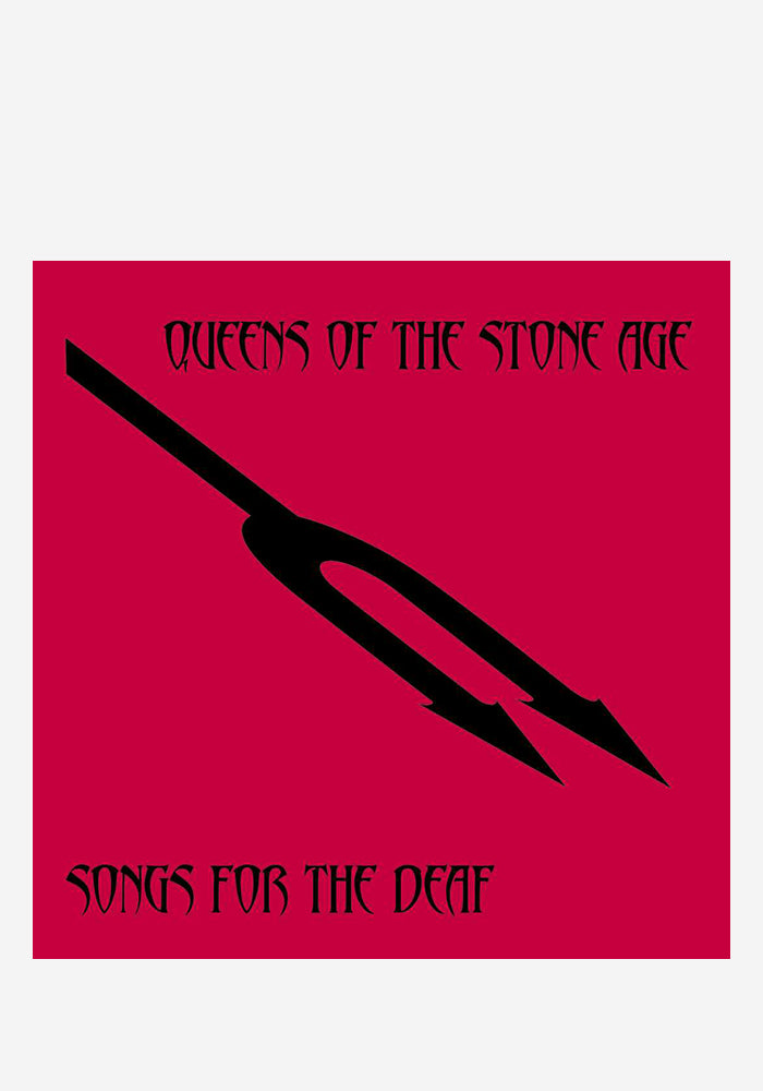 QUEENS OF THE STONE AGE Songs For The Deaf 2LP