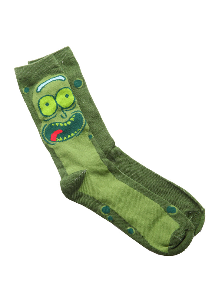 RICK AND MORTY I'm Pickle Rick Crew Socks
