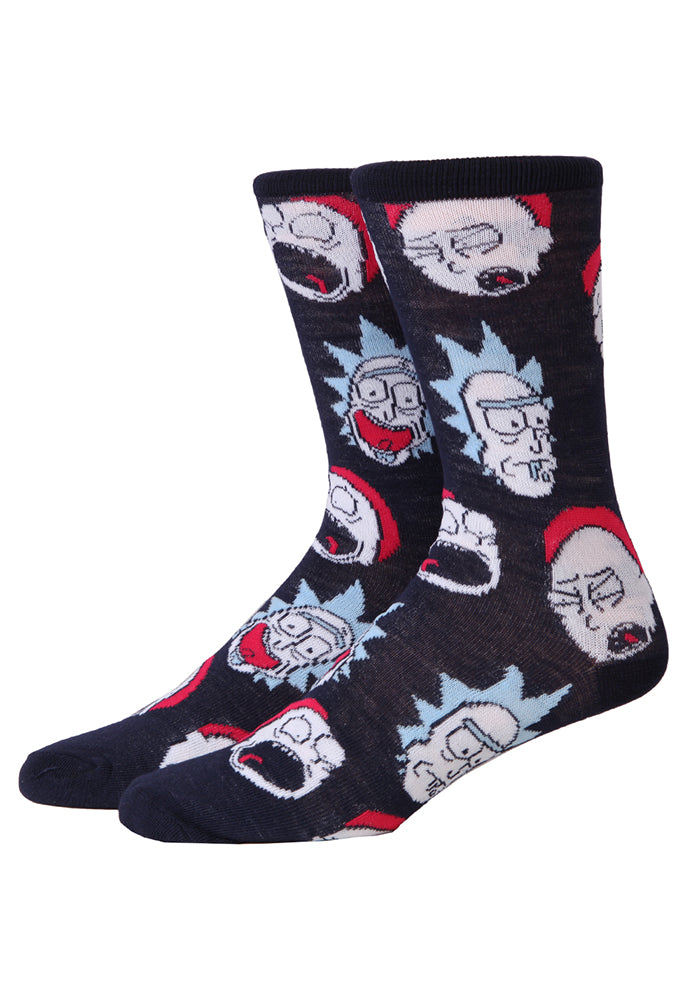 RICK AND MORTY Rick And Morty Floating Faces Socks