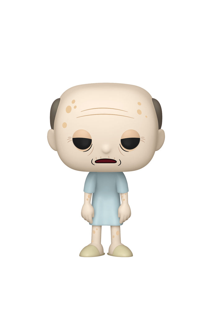 RICK AND MORTY Funko Pop! Animation: Rick And Morty - Hospice Morty