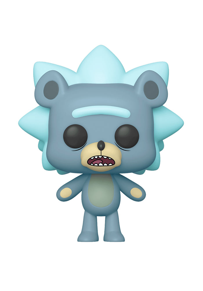 RICK AND MORTY Funko Pop! Animation: Rick And Morty - Teddy Rick