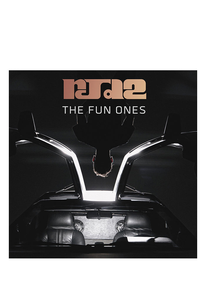 RJD2 The Fun Ones CD (Autographed)