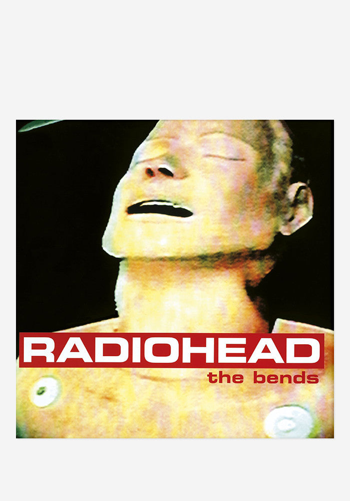 RADIOHEAD The Bends LP