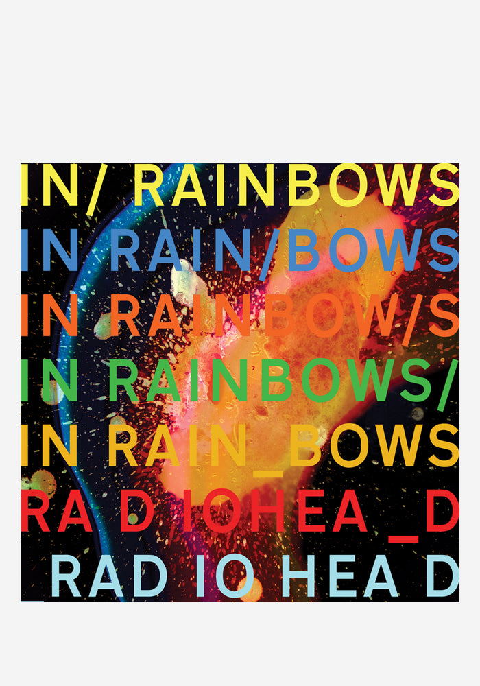 RADIOHEAD In Rainbows LP