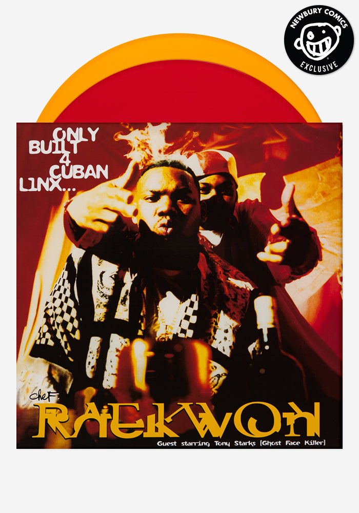 RAEKWON Only Built 4 Cuban Linx… Exclusive 2 LP