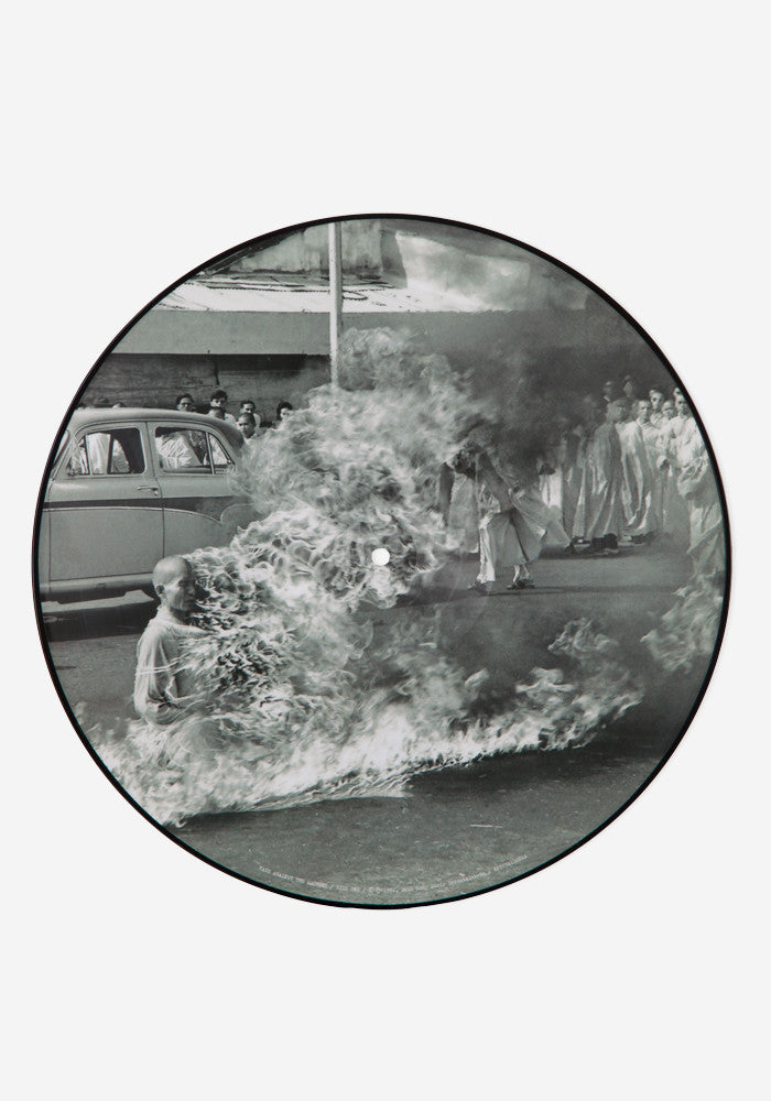 RAGE AGAINST THE MACHINE Rage Against Machine LP Picture Disc