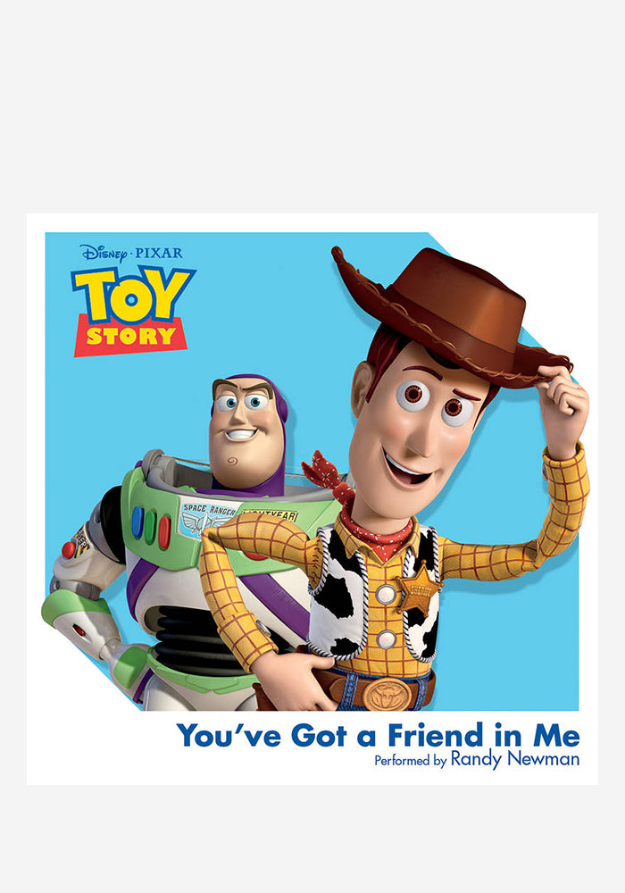 "RANDY NEWMAN Soundtrack - Toy Story: You've Got A Friend In Me 3"" Single"