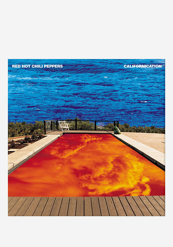 RED HOT CHILI PEPPERS Californication 2 LP