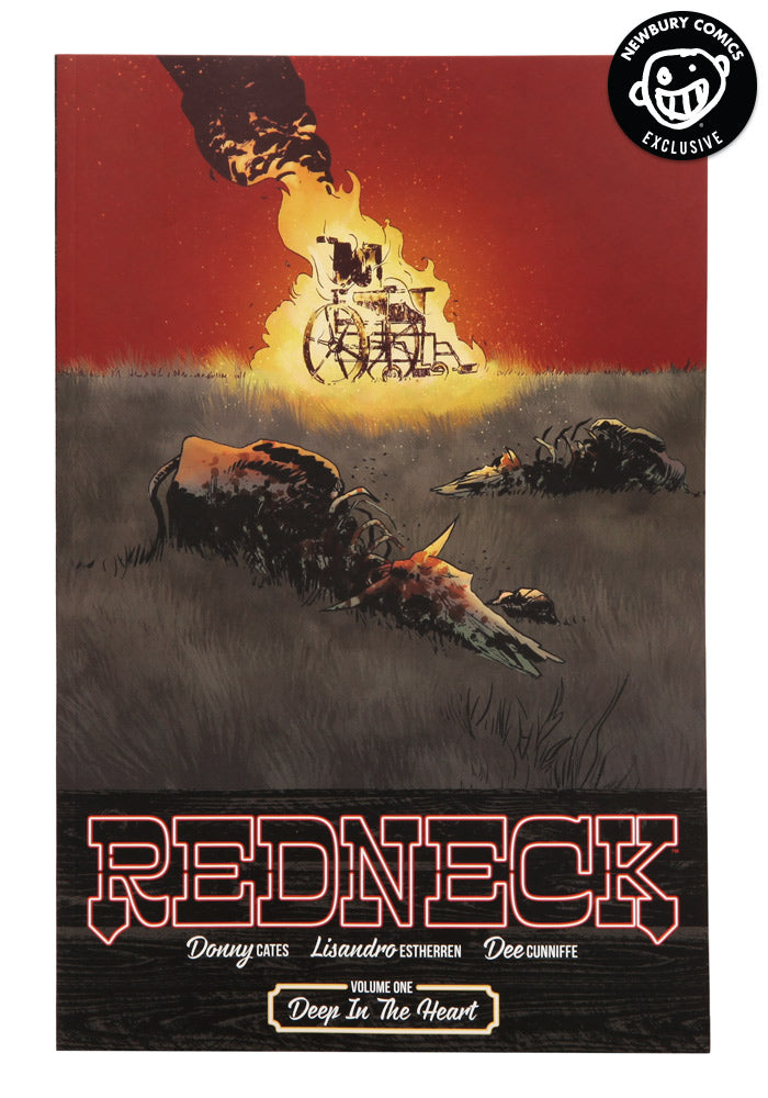 IMAGE COMICS Redneck Vol 1: Deep In The Heart Exclusive Graphic Novel