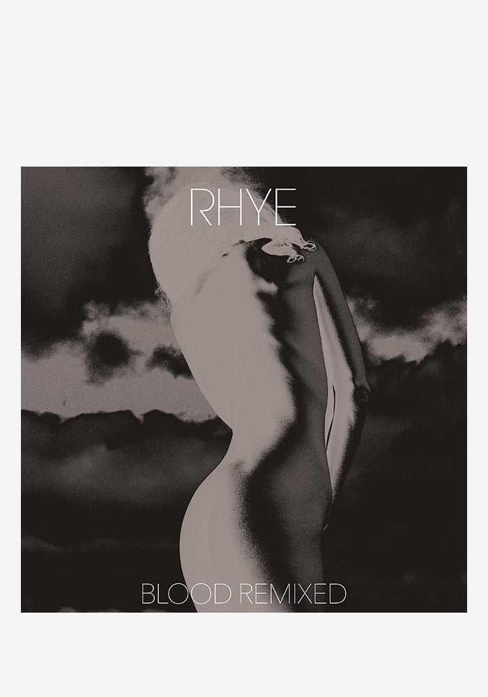 RHYE Blood Remixed 2LP (Color)