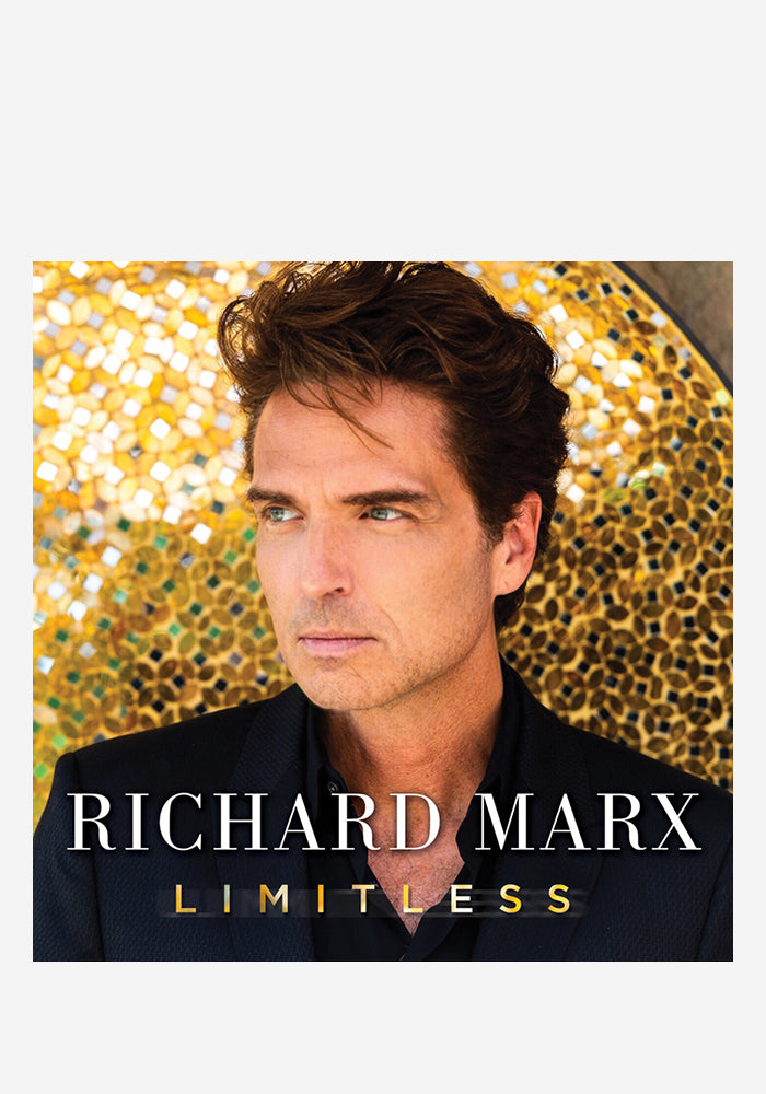 RICHARD MARX Limitless CD (Autographed)