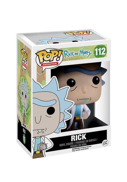 Rick And Morty Funko Pop Tv Rick And Morty Rick