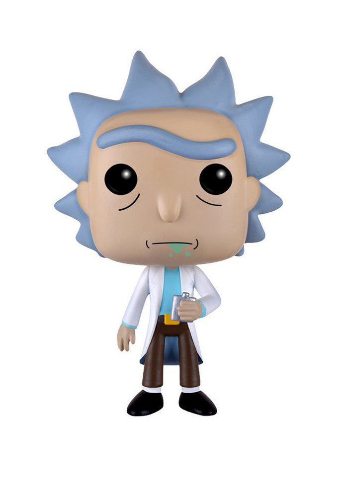 RICK AND MORTY Funko Pop! TV: Rick And Morty - Rick
