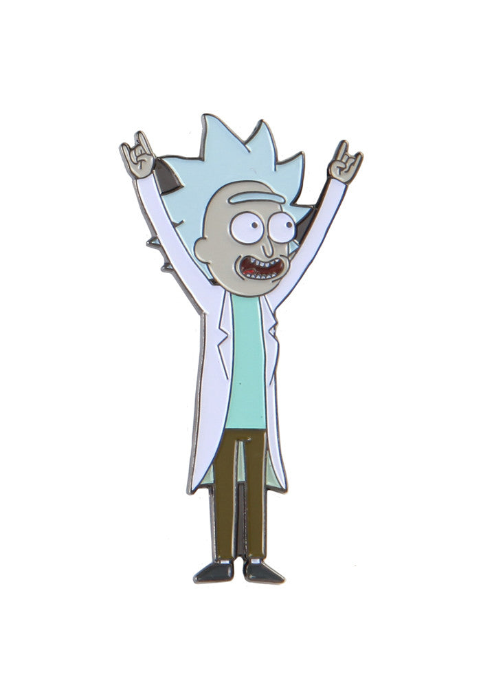 Music on rick and morty