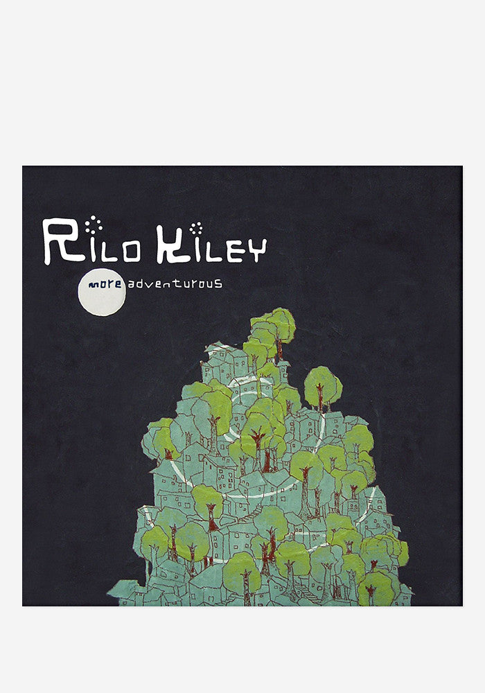 RILO KILEY More Adventurous LP