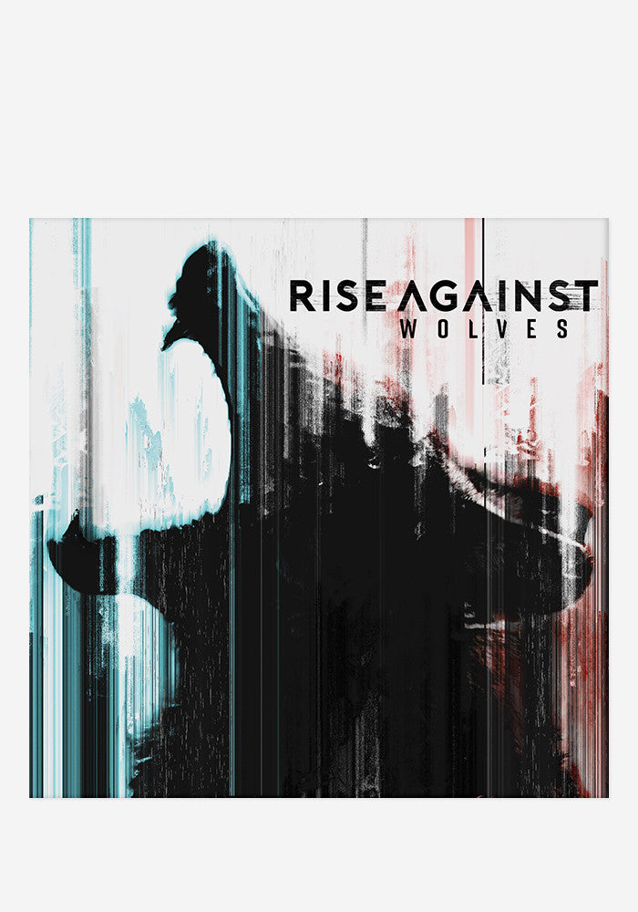 RISE AGAINST Wolves With Autographed CD Booklet