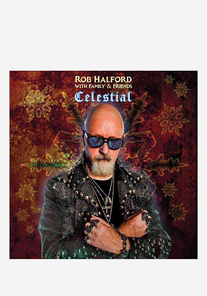 ROB HALFORD Celestial CD (Autographed)