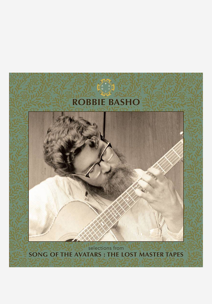 ROBBIE BASHO Selections From Song Of The Avatars: The Lost Master Tapes LP