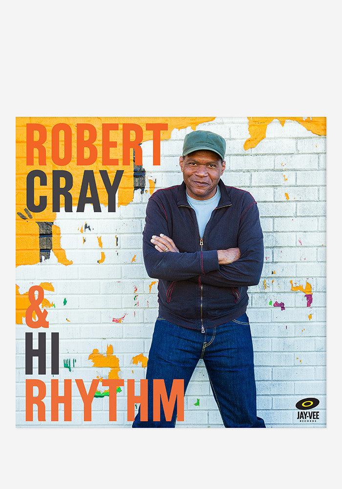 ROBERT CRAY Robert Cray & Hi-Rhythm With Autographed CD Booklet